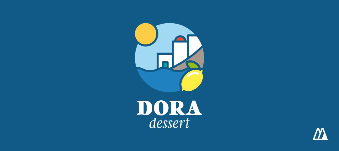 RESTYLING LOGO x DORA DESSERT